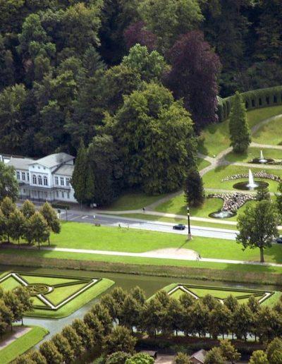 Die historischen Gartenanlagen von Kleve wurden im 17. Jahrhundert gestaltet und begeistern die Besucher bis heute.